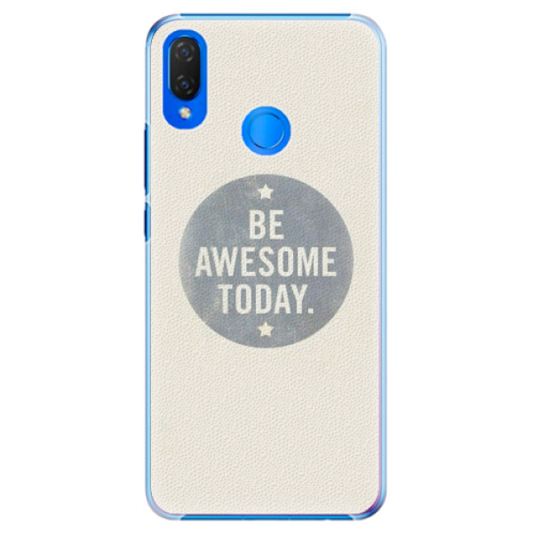 Plastové pouzdro iSaprio - Awesome 02 - Huawei Nova 3i