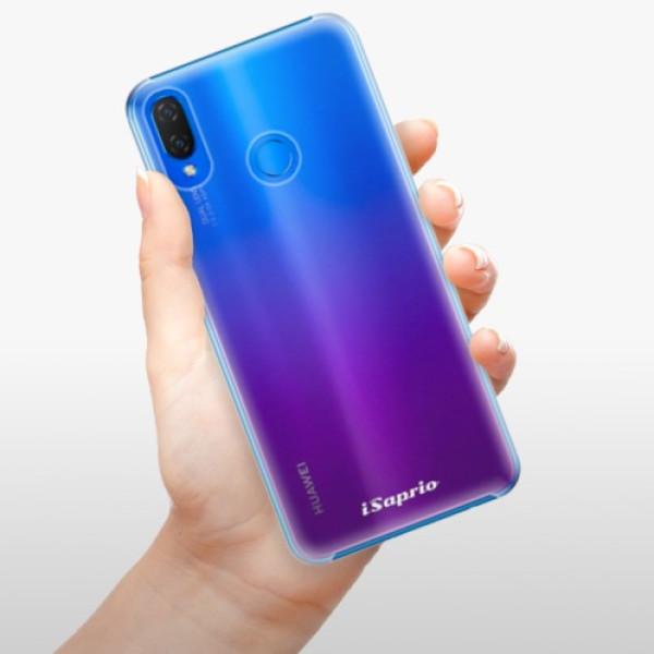 Plastové pouzdro iSaprio - 4Pure - mléčný bez potisku - Huawei Nova 3i