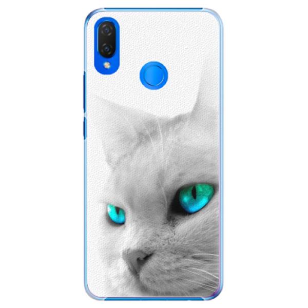 Plastové pouzdro iSaprio - Cats Eyes - Huawei Nova 3i