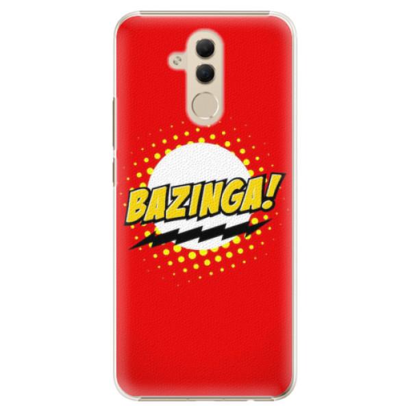 Plastové pouzdro iSaprio - Bazinga 01 - Huawei Mate 20 Lite