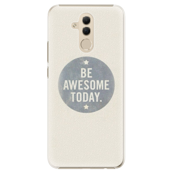 Plastové pouzdro iSaprio - Awesome 02 - Huawei Mate 20 Lite