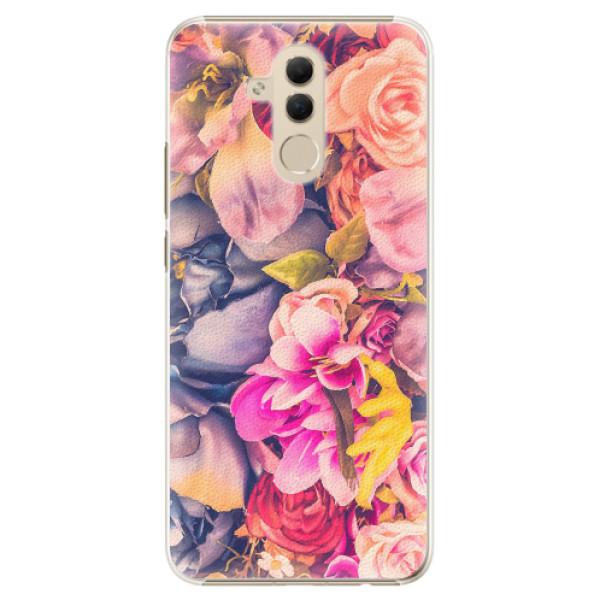 Plastové pouzdro iSaprio - Beauty Flowers - Huawei Mate 20 Lite