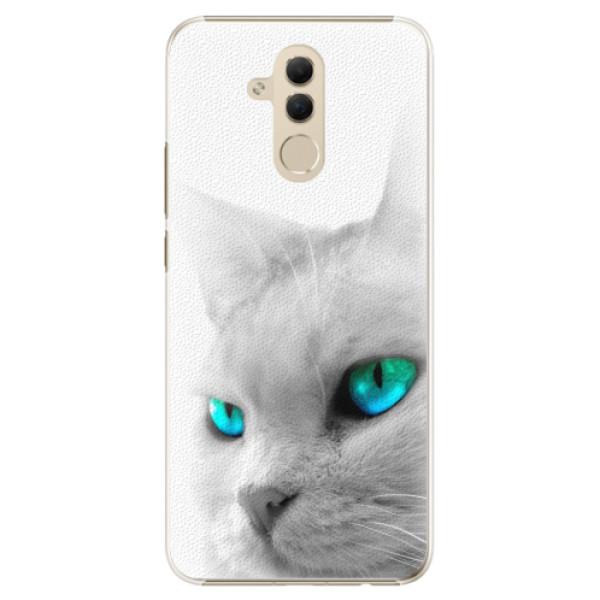 Plastové pouzdro iSaprio - Cats Eyes - Huawei Mate 20 Lite