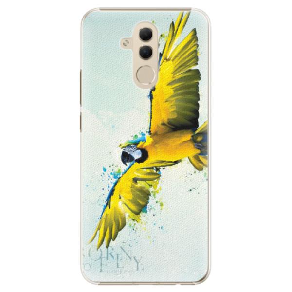 Plastové pouzdro iSaprio - Born to Fly - Huawei Mate 20 Lite