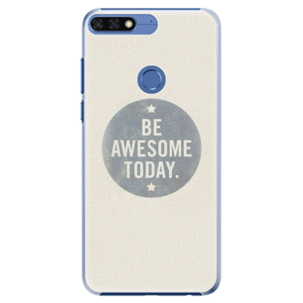 Plastové pouzdro iSaprio - Awesome 02 - Huawei Honor 7C