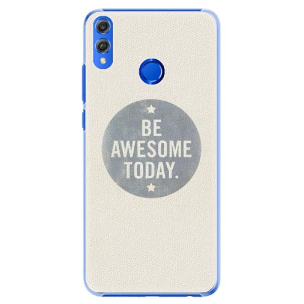 Plastové pouzdro iSaprio - Awesome 02 - Huawei Honor 8X