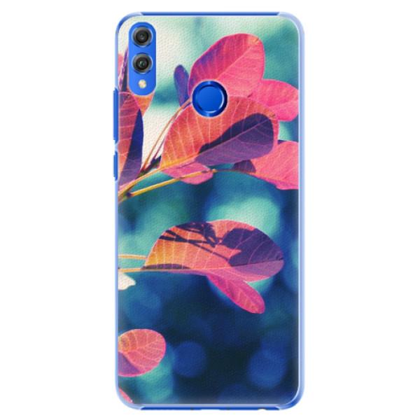 Plastové pouzdro iSaprio - Autumn 01 - Huawei Honor 8X