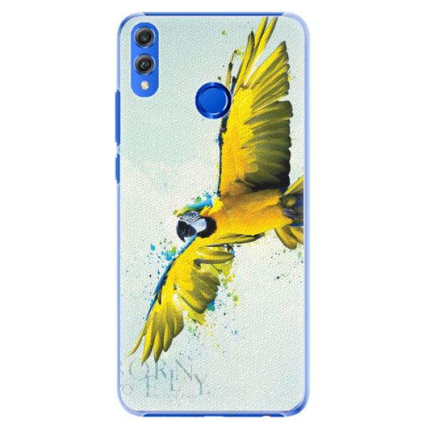 Plastové pouzdro iSaprio - Born to Fly - Huawei Honor 8X