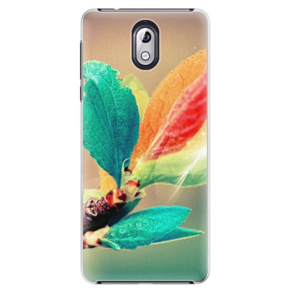 Plastové pouzdro iSaprio - Autumn 02 - Nokia 3.1