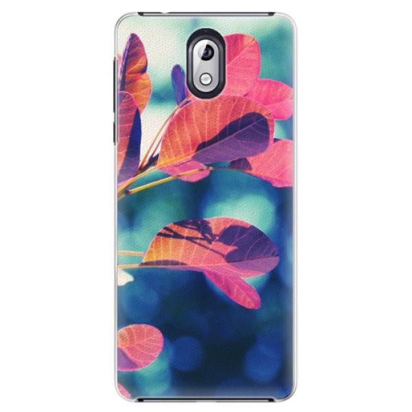 Plastové pouzdro iSaprio - Autumn 01 - Nokia 3.1