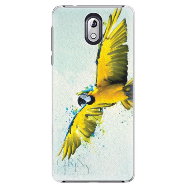 Plastové pouzdro iSaprio - Born to Fly - Nokia 3.1