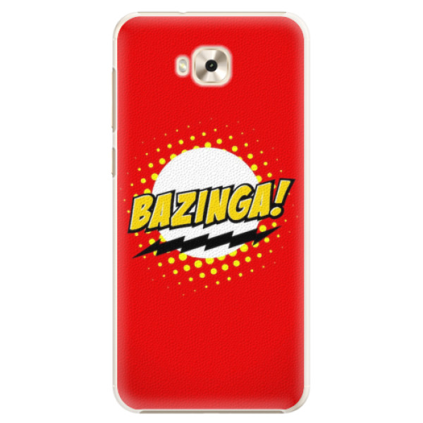 Plastové pouzdro iSaprio - Bazinga 01 - Asus ZenFone 4 Selfie ZD553KL