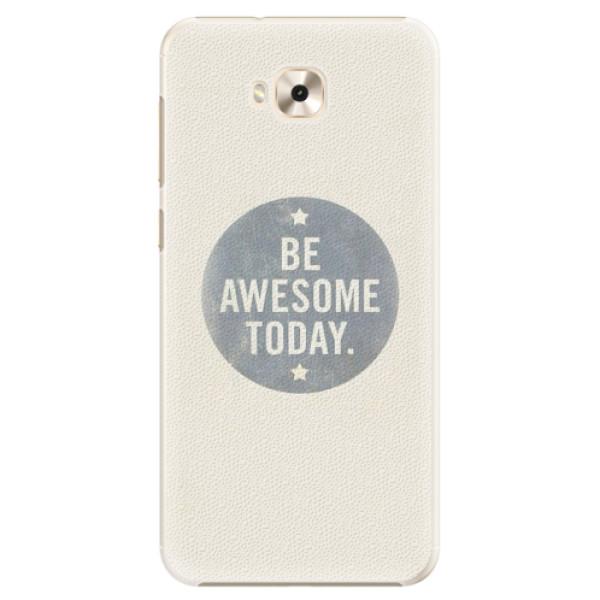 Plastové pouzdro iSaprio - Awesome 02 - Asus ZenFone 4 Selfie ZD553KL
