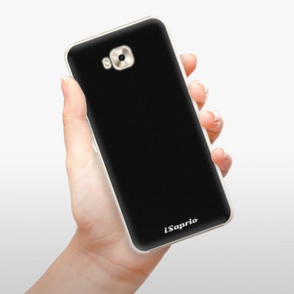 Plastové pouzdro iSaprio - 4Pure - černý - Asus ZenFone 4 Selfie ZD553KL