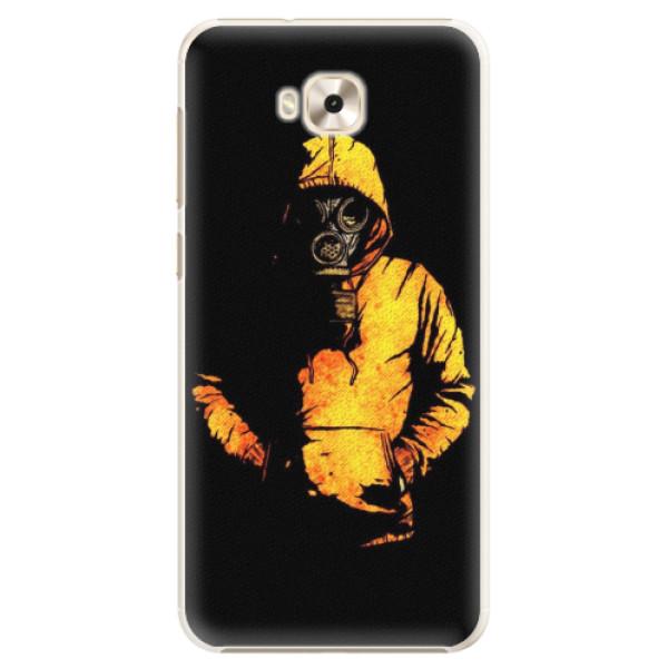 Plastové pouzdro iSaprio - Chemical - Asus ZenFone 4 Selfie ZD553KL