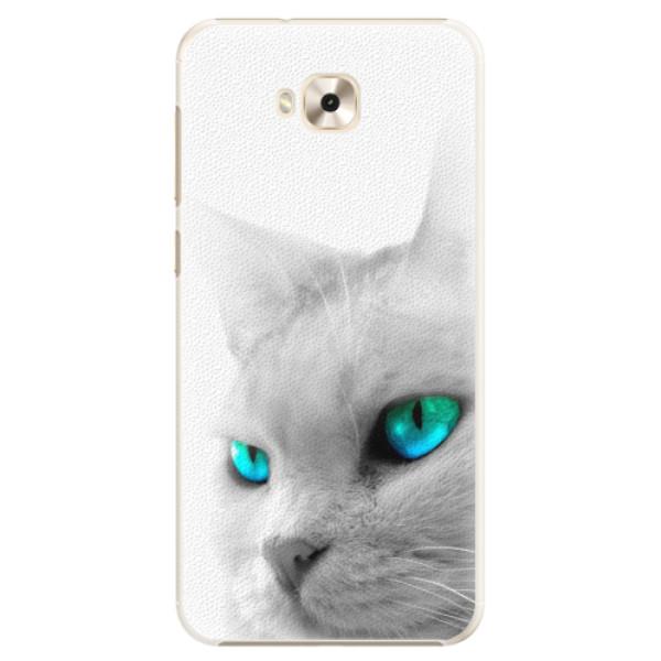 Plastové pouzdro iSaprio - Cats Eyes - Asus ZenFone 4 Selfie ZD553KL
