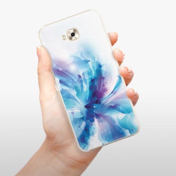 Plastové pouzdro iSaprio - Abstract Flower - Asus ZenFone 4 Selfie ZD553KL