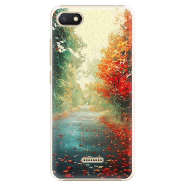 Plastové pouzdro iSaprio - Autumn 03 - Xiaomi Redmi 6A