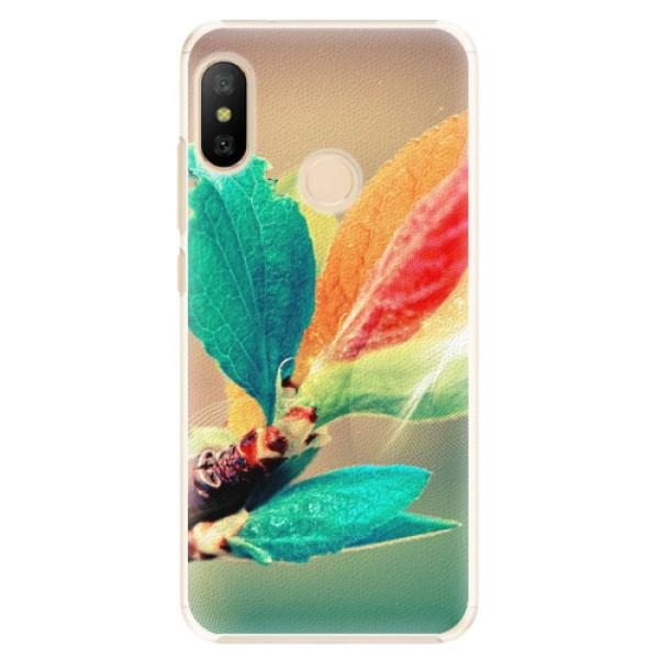 Plastové pouzdro iSaprio - Autumn 02 - Xiaomi Mi A2 Lite