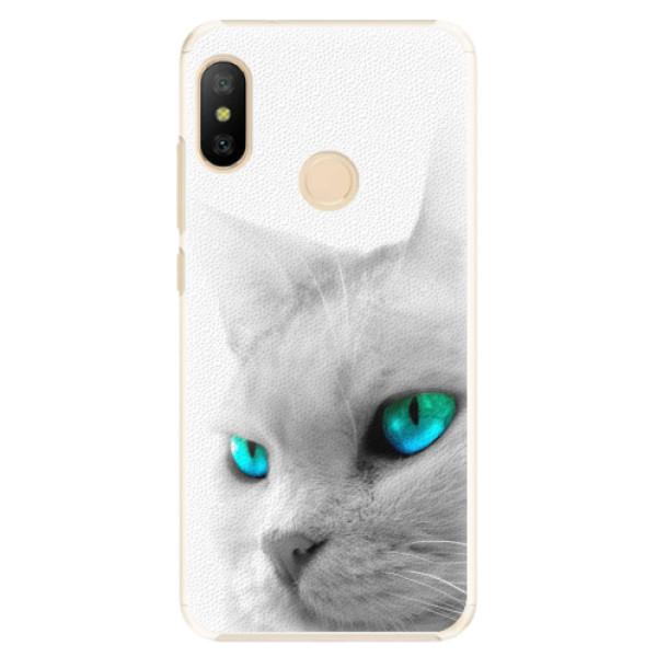 Plastové pouzdro iSaprio - Cats Eyes - Xiaomi Mi A2 Lite