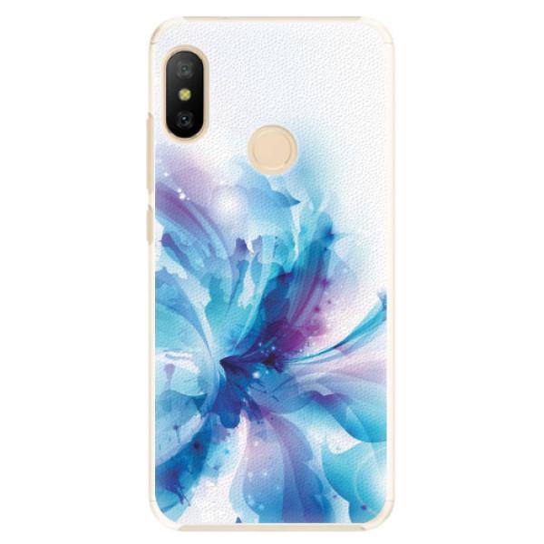 Plastové pouzdro iSaprio - Abstract Flower - Xiaomi Mi A2 Lite