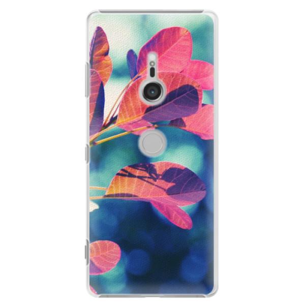 Plastové pouzdro iSaprio - Autumn 01 - Sony Xperia XZ3
