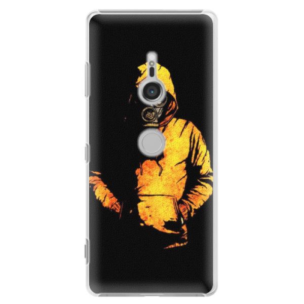 Plastové pouzdro iSaprio - Chemical - Sony Xperia XZ3