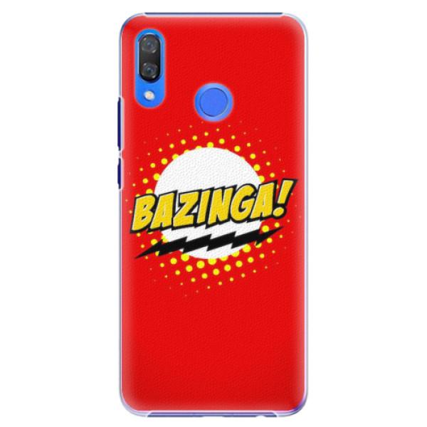 Plastové pouzdro iSaprio - Bazinga 01 - Huawei Y9 2019
