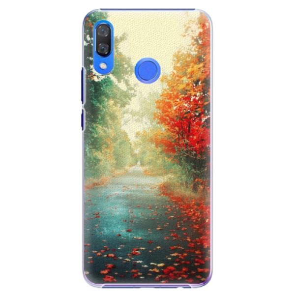 Plastové pouzdro iSaprio - Autumn 03 - Huawei Y9 2019