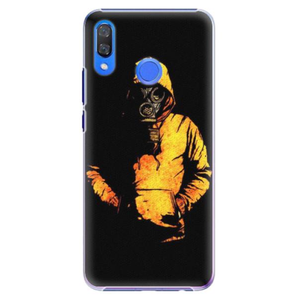 Plastové pouzdro iSaprio - Chemical - Huawei Y9 2019