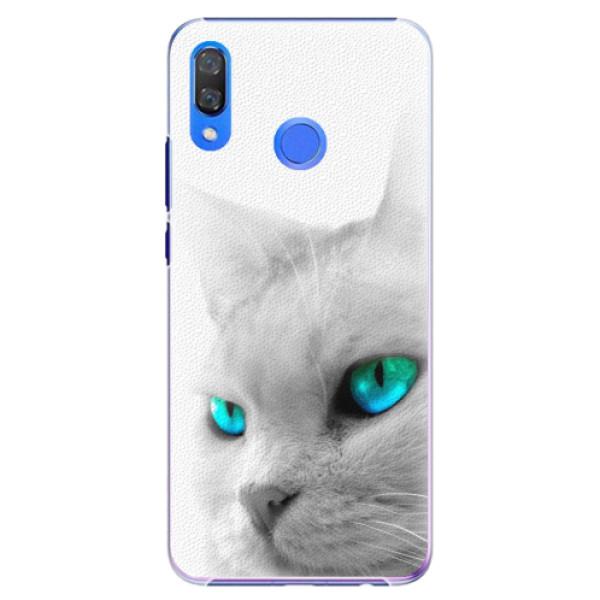 Plastové pouzdro iSaprio - Cats Eyes - Huawei Y9 2019