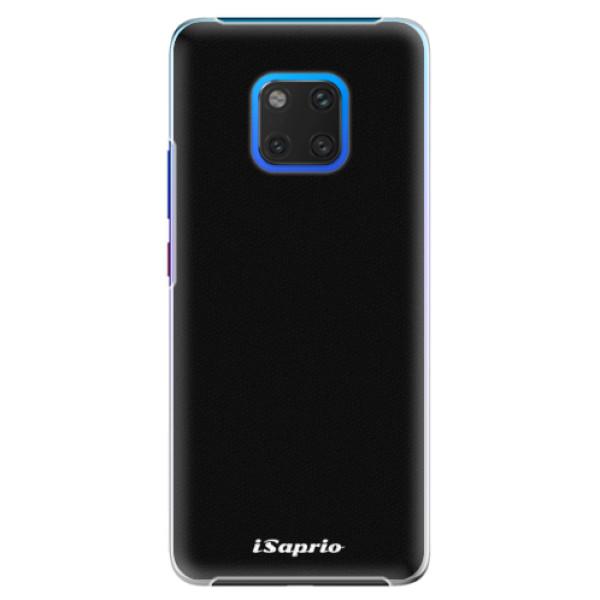Plastové pouzdro iSaprio - 4Pure - černý - Huawei Mate 20 Pro