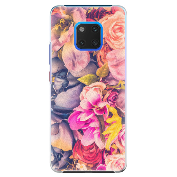 Plastové pouzdro iSaprio - Beauty Flowers - Huawei Mate 20 Pro