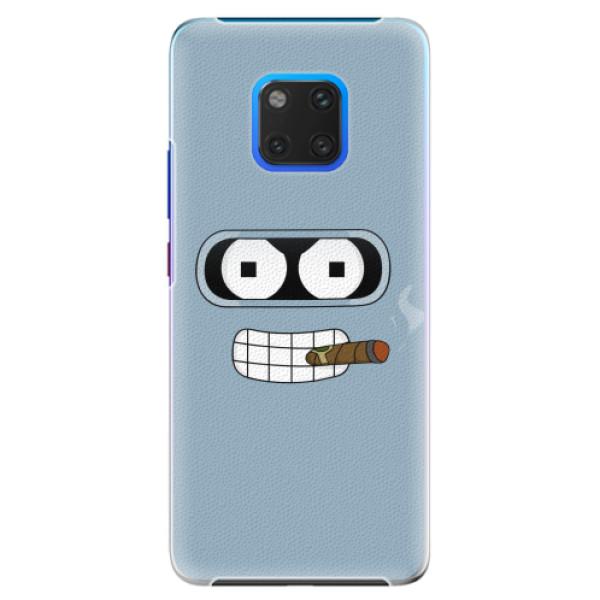 Plastové pouzdro iSaprio - Bender - Huawei Mate 20 Pro