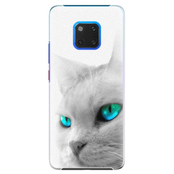 Plastové pouzdro iSaprio - Cats Eyes - Huawei Mate 20 Pro