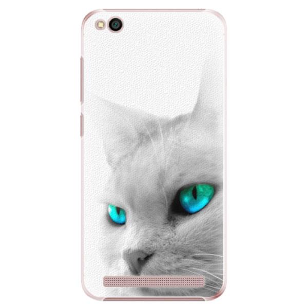 Plastové pouzdro iSaprio - Cats Eyes - Xiaomi Redmi 5A