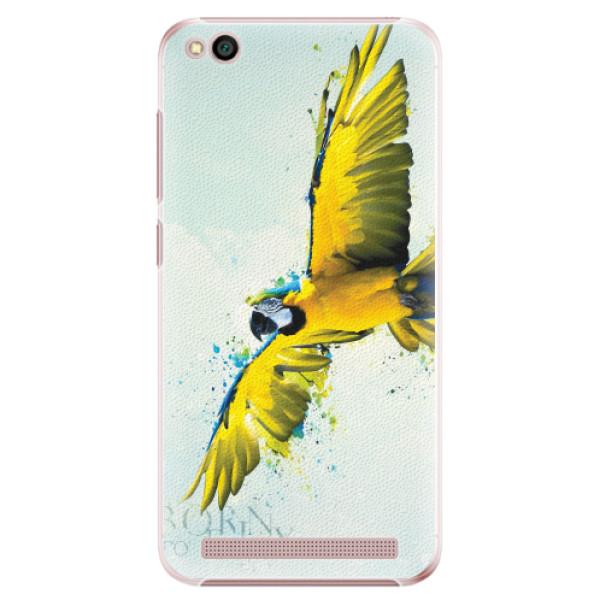 Plastové pouzdro iSaprio - Born to Fly - Xiaomi Redmi 5A