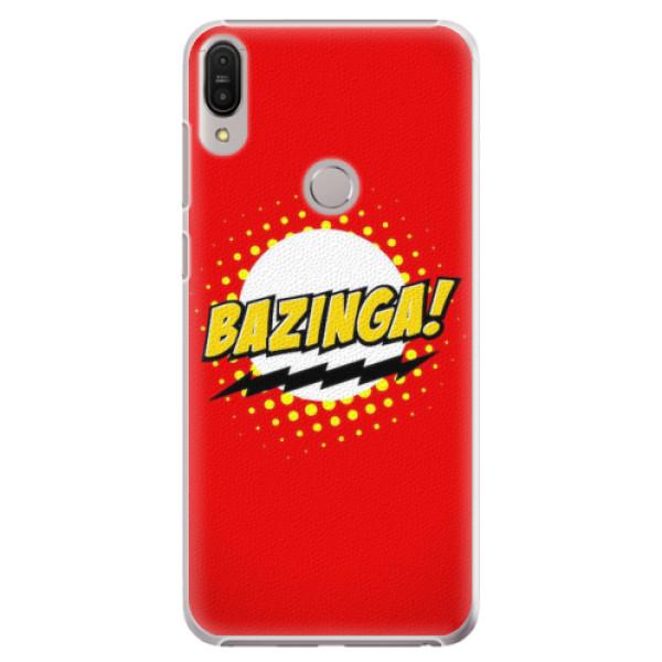 Plastové pouzdro iSaprio - Bazinga 01 - Asus Zenfone Max Pro ZB602KL