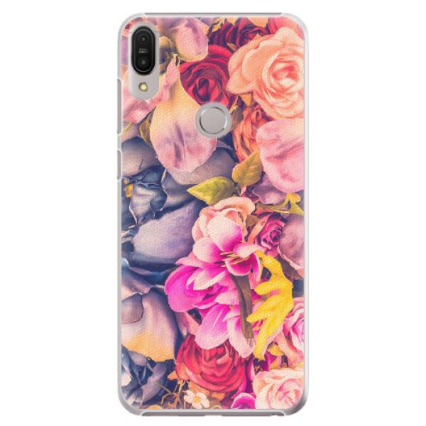 Plastové pouzdro iSaprio - Beauty Flowers - Asus Zenfone Max Pro ZB602KL