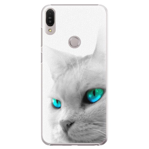 Plastové pouzdro iSaprio - Cats Eyes - Asus Zenfone Max Pro ZB602KL