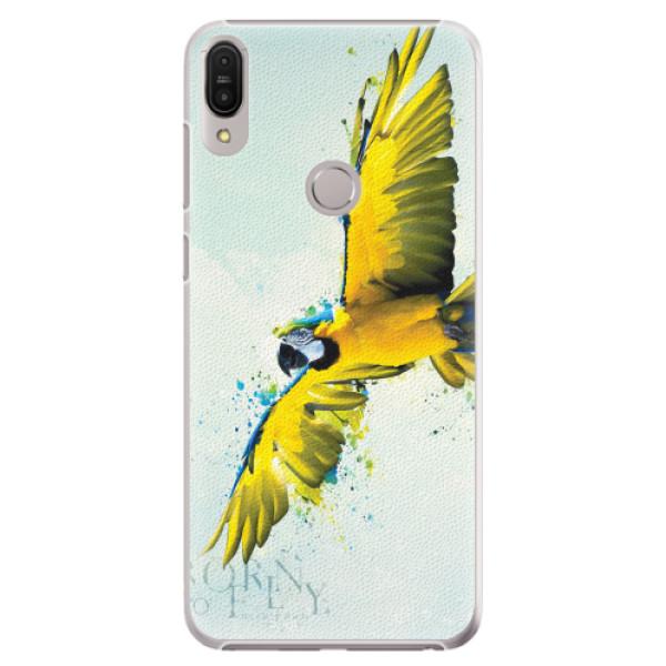 Plastové pouzdro iSaprio - Born to Fly - Asus Zenfone Max Pro ZB602KL