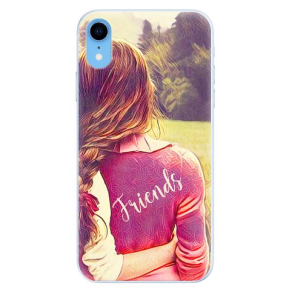 Silikonové pouzdro iSaprio - BF Friends - iPhone XR