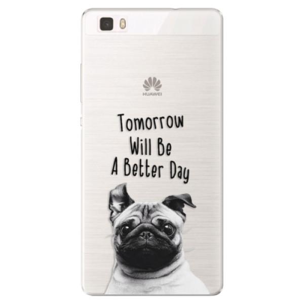 Silikonové pouzdro iSaprio - Better Day 01 - Huawei Ascend P8 Lite