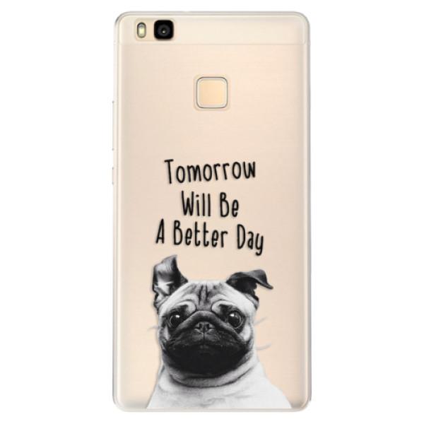 Silikonové pouzdro iSaprio - Better Day 01 - Huawei Ascend P9 Lite