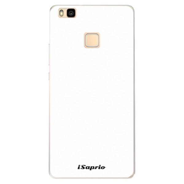 Silikonové pouzdro iSaprio - 4Pure - bílý - Huawei Ascend P9 Lite