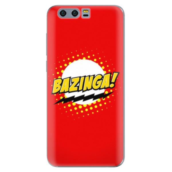 Silikonové pouzdro iSaprio - Bazinga 01 - Huawei Honor 9