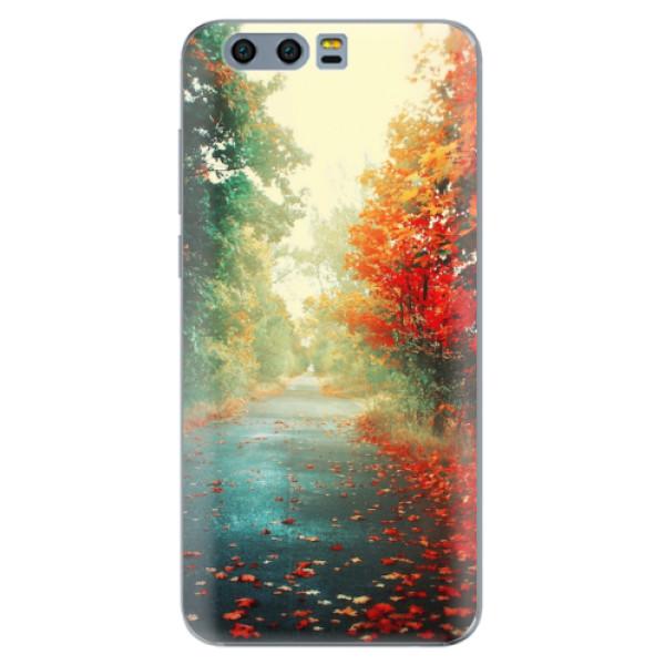 Silikonové pouzdro iSaprio - Autumn 03 - Huawei Honor 9