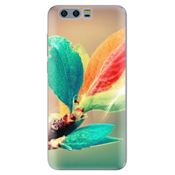Silikonové pouzdro iSaprio - Autumn 02 - Huawei Honor 9