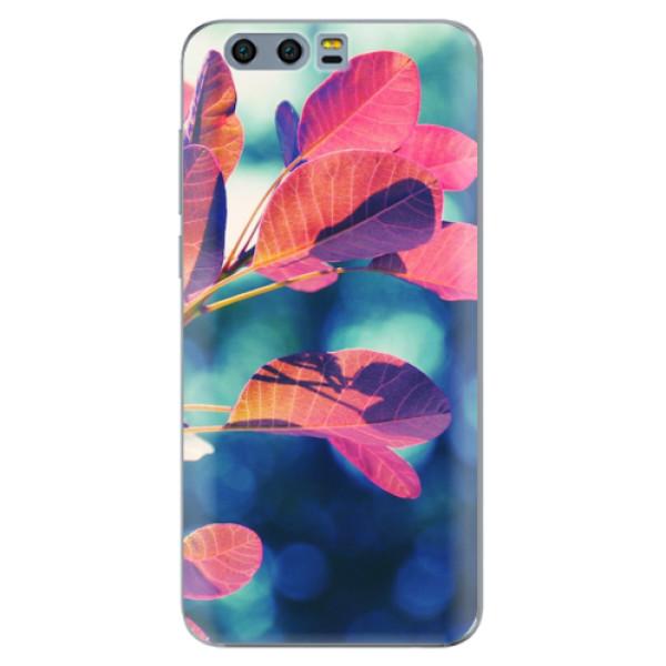 Silikonové pouzdro iSaprio - Autumn 01 - Huawei Honor 9