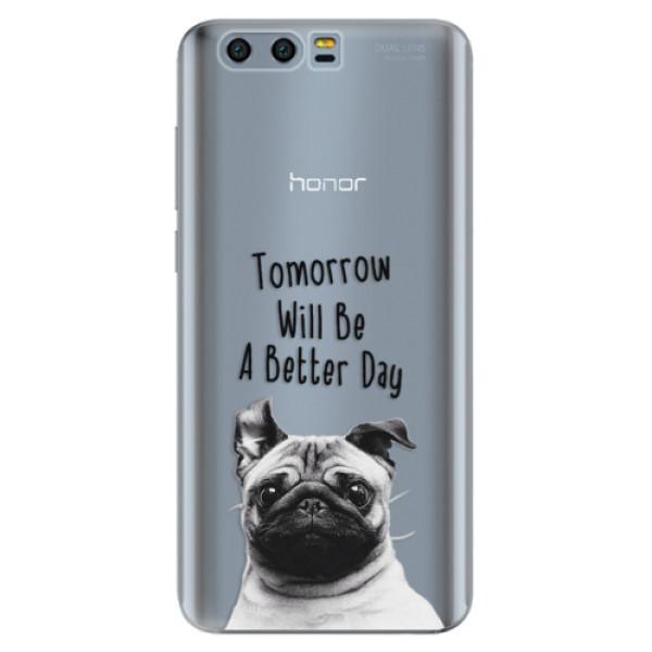 Silikonové pouzdro iSaprio - Better Day 01 - Huawei Honor 9